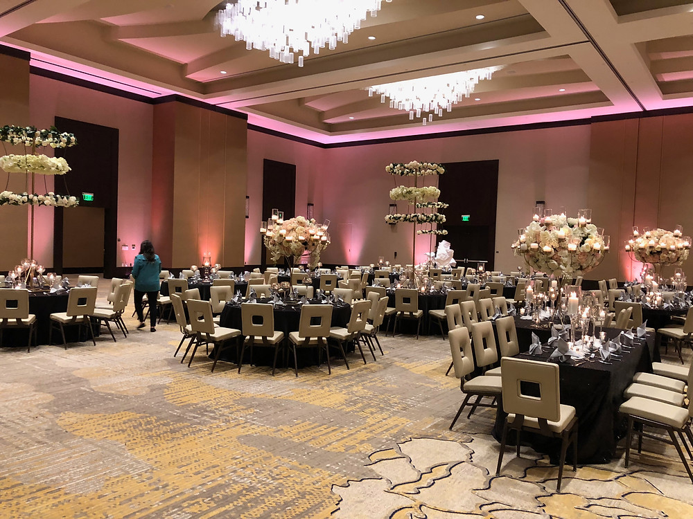 Dancefloors are the center attraction at most weddings and events. We sit down with Nirali Shah, event planner, on how to make the most out of your dance floor