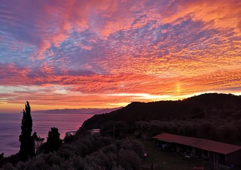 Sunset Le Manie