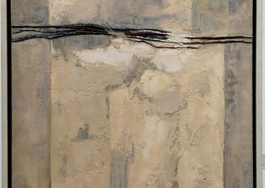 S/T - Técnica mixta sobre tela - 140 x 90 cm -2019.