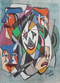 Máscaras,