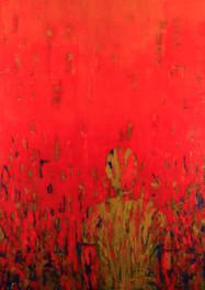 Kairos - Acrílico sobre tela - 150 x 100 cm - 2016.