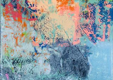 Moose - Acrilico sobre tela - 70 x 100 cm - 2020.