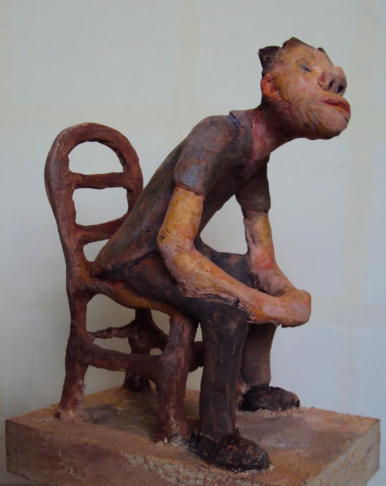 """""""Figura Sentada"""""""