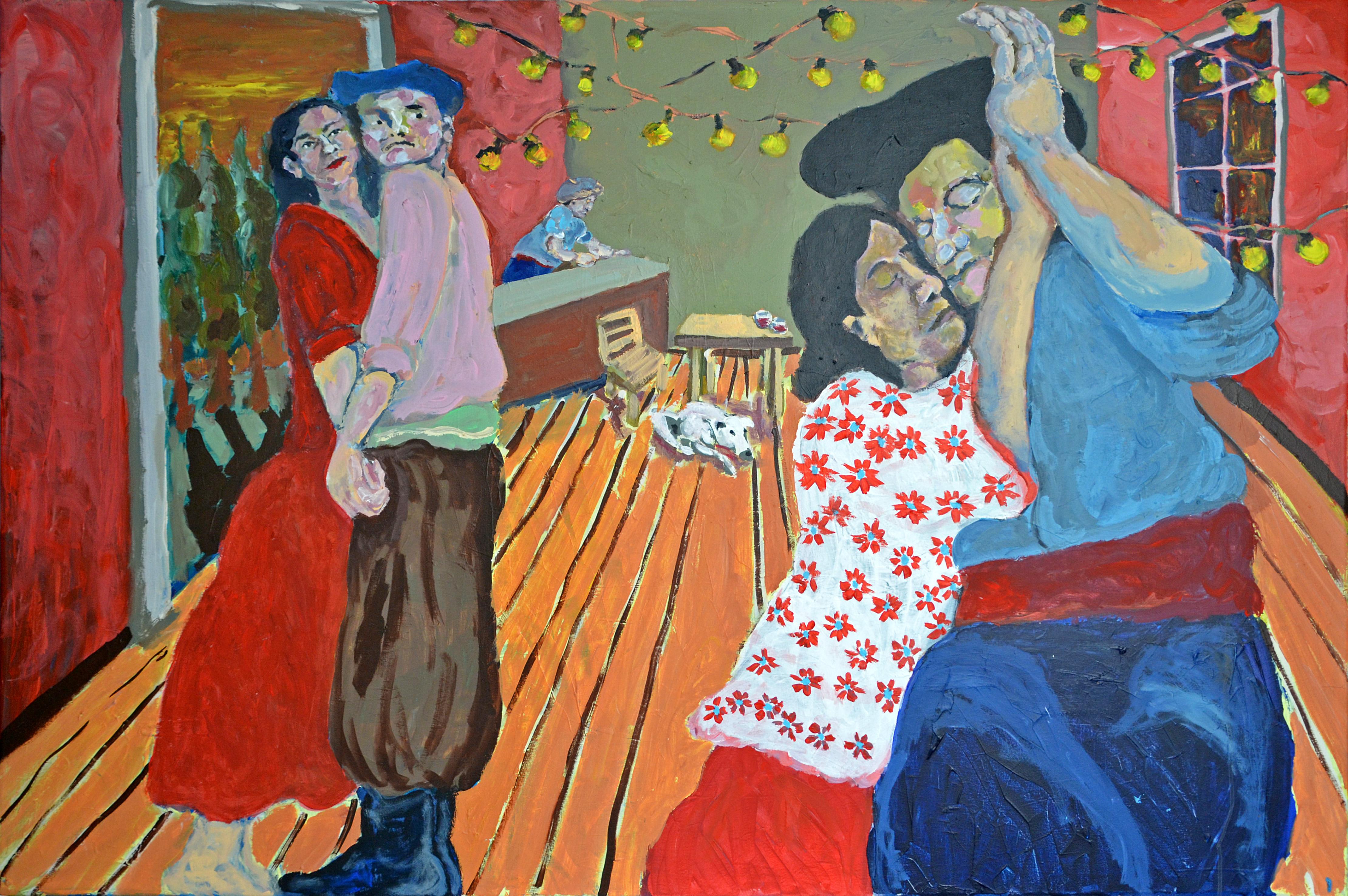 El casamiento del Pampa Nahuel