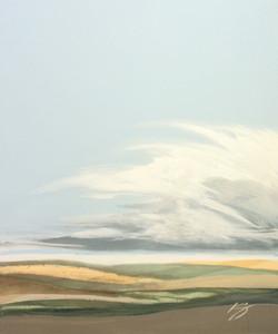 Niebla en la Costa Acrilico