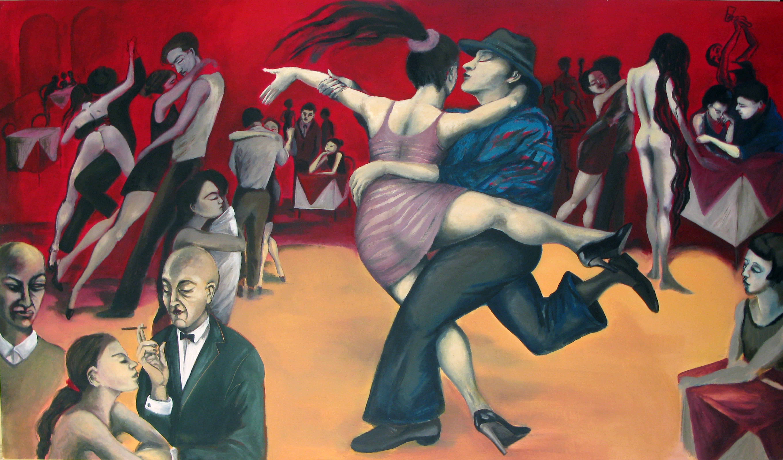 Eros y Tanatos fueron al baile.