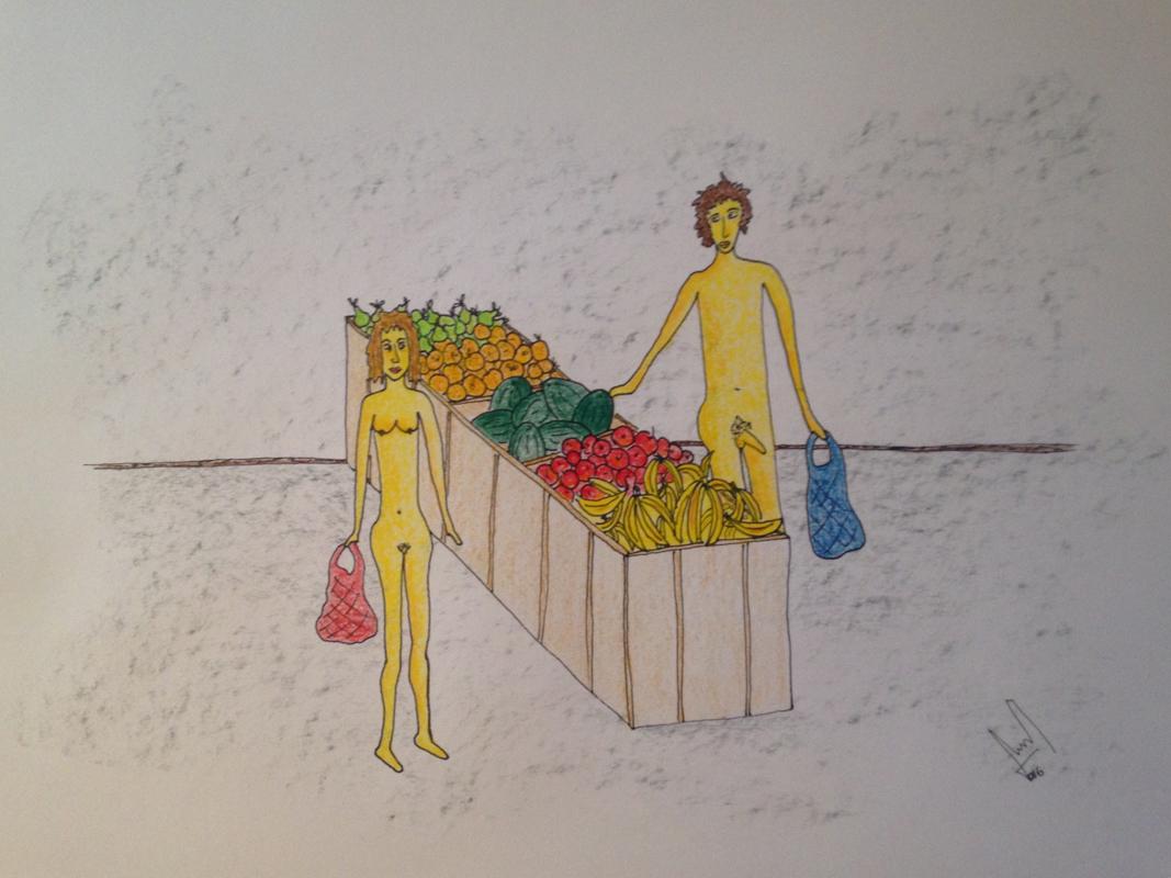 Frutas intensas