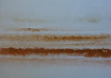Serie Horizonte - Óleo sobre tela 100 x 100 cm - 2020.