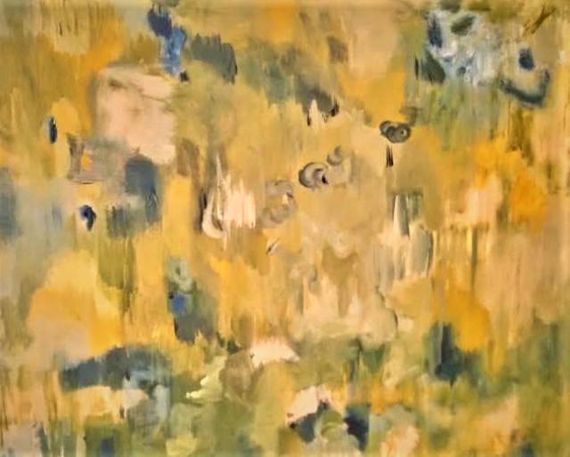 Kunst- Pintura sobre tela-. 80 x 100 cm.- 2021.