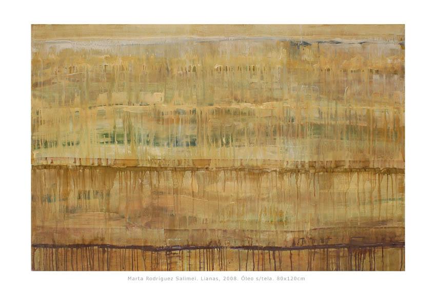 47 -Marta Rodr_guez Salimei- Lianas -2008 -Oleo s-tela-80x120cm.jpg
