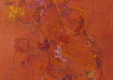 Movement - Acrílico sobre tela -  80 x 100 cm