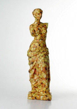 Venus de cebollas