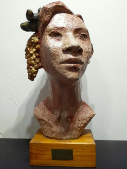 Mujer Guarani