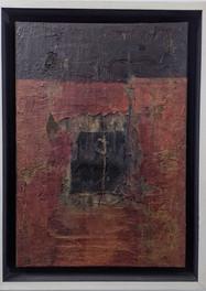 ST - Técnica mixta sobre tela - 50 x 35 cm - 2000.