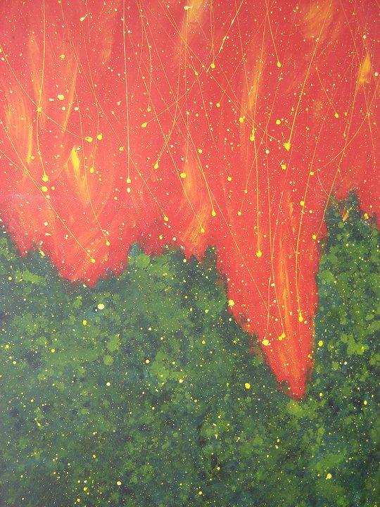 Bosque de fuego
