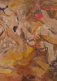 Kunst2 -Técnica mixta sobre madera -  80 x 100cm