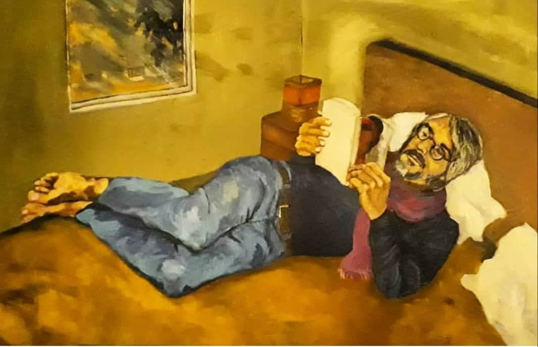 Mr Reader