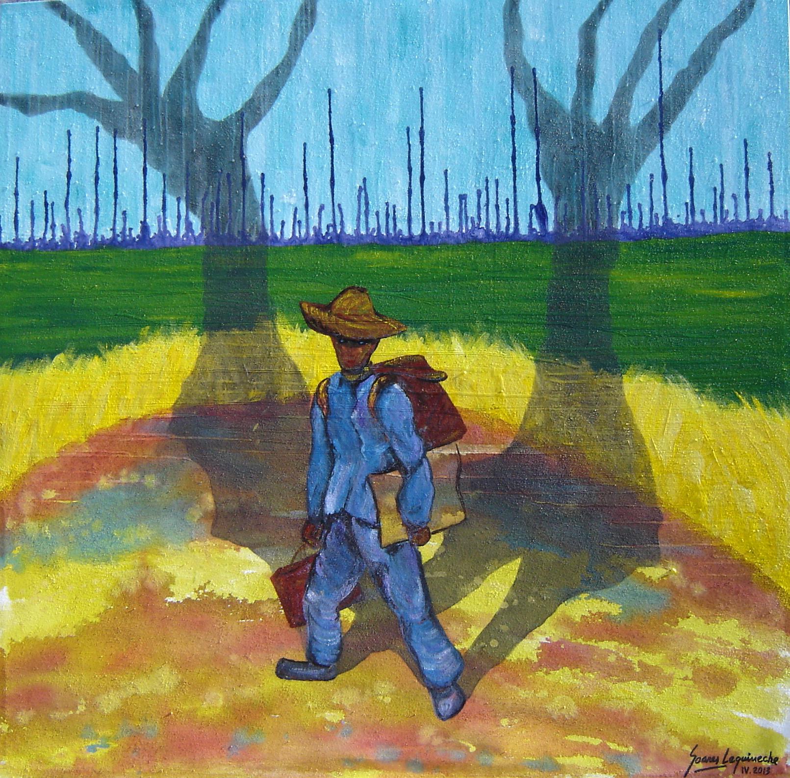 Los guardianes de Van Gogh