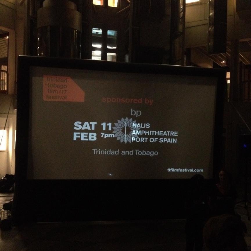 king carnival, film screening at nalis, port of spain