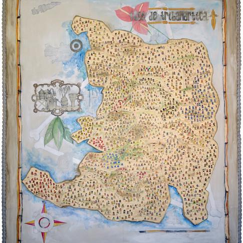 Bundlehouse Borderlines No.3 (Isle de Tribamartica)