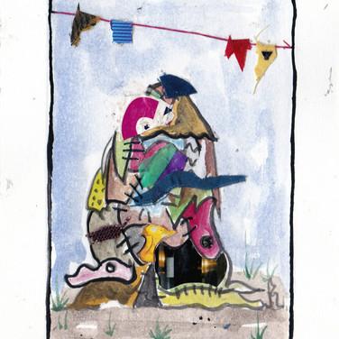 Bundlehouse Postcard (Cuba Set)