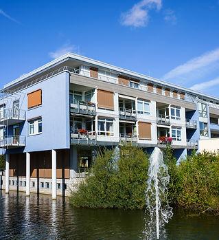 Pflegeimmobilien im Wohnpark Kranichstein in Darmstadt