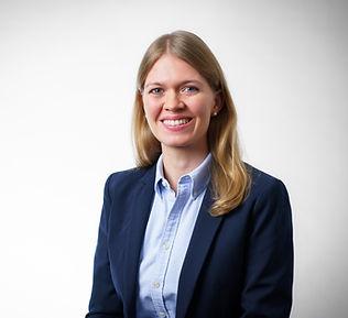 Prokuristin Sarah Peter