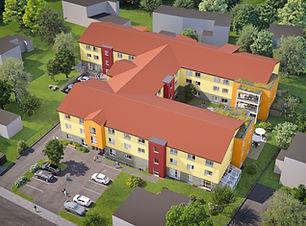 RH Senioren-Residenz in Ramstein-Miesenbach