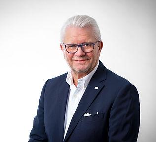 Geschäftsführer Peter Kinscherff