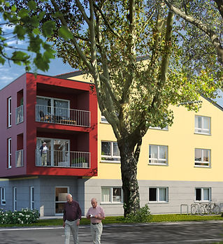Pflegeappartements in der Seniorenresidenz Neunkirchen