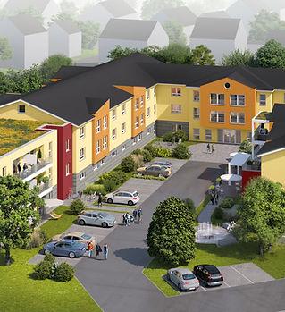RH Senioren-Residenz in Saarlouis