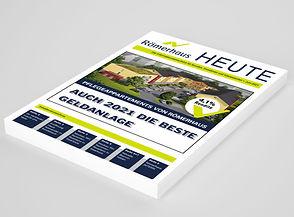 Kundenzeitschrift Römerhaus Heute Juni 2021