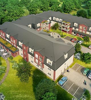 Pflegeappartements in der Seniorenresidenz Herschbach kaufen