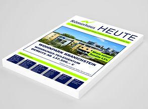 Kundenzeitschrift Römerhaus Heute Dezember 2020