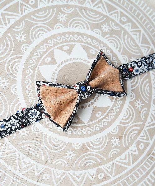 Noeud papillon en liège - Frenchie