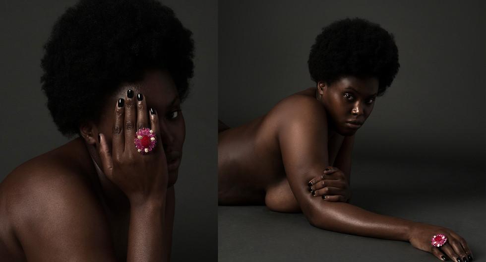 Jeanne Asimeng by Shahar Arviv | 2021