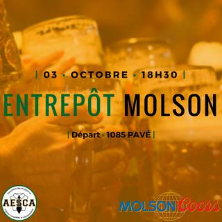 Entrepôt Molson - 03 octobre 2017