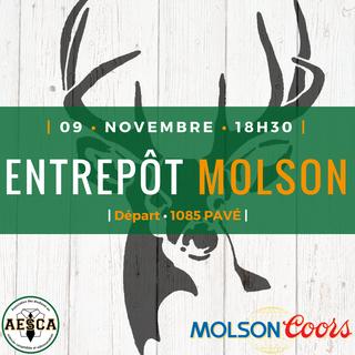 Entrepôt Molson - 09 novembre 2017