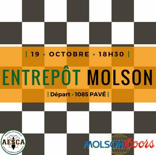 Entrepôt Molson - 16 octobre 2017