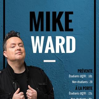 Show d'humour MIKE WARD - 20 septembre 2017