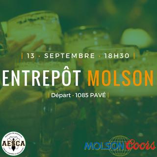 Entrepôt Molson - 13 septembre 2017