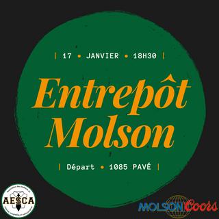 Entrepôt Molson - 17 janvier 2018