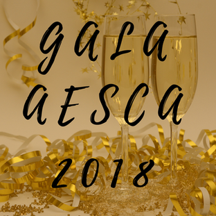 Gala AESCA 2018 - 17 avril 2018
