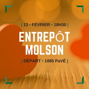Entrepôt Molson - 13 février 2018