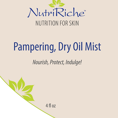 Pampering, Dry Oil Mist