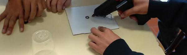 Construção de sismógrafo