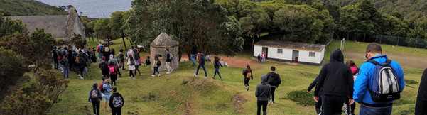 Saída de Campo no Monte Brasil