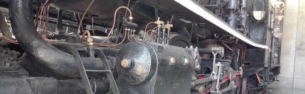 Visita ao Museu Nacional Ferroviário