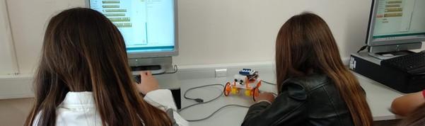 Workshop de Programação e Robótica