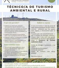 Técnico de Turismo Ambiental e Ru